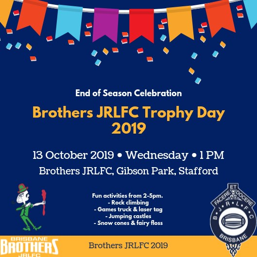 Brothers  Trophy  Dday 2019