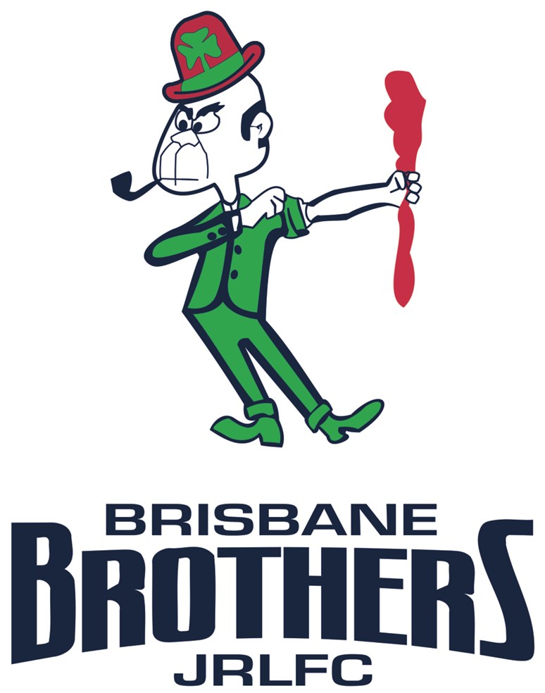 Brothers  Jnrs RLFC  Leprechaun  Logo